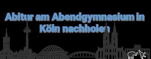 Bild: Abitur nachholen am Abendgymnasium in Köln