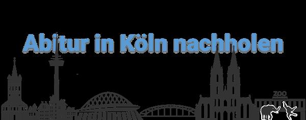 Bild: Abitur nachholen in Köln - Skyline