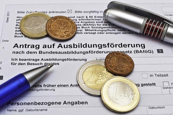 Bafög-Antrag für Abitur-Nachholer