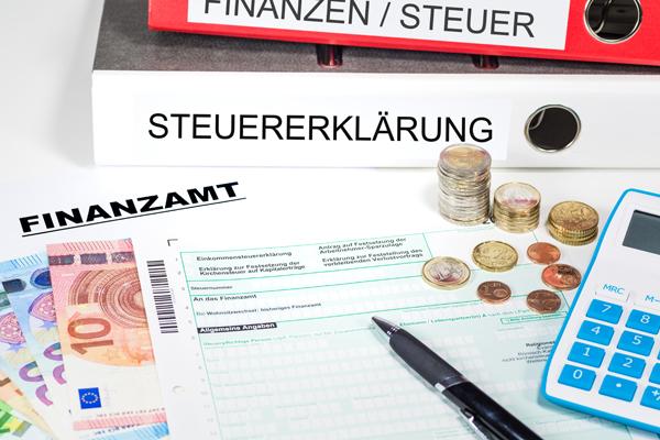 Tipps für die Steuererklärung